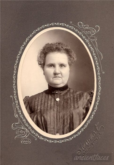 Arra Bell Baker Horner, my gr-grandmother