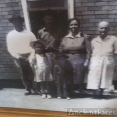 Peyton Family, Arkansas 1930