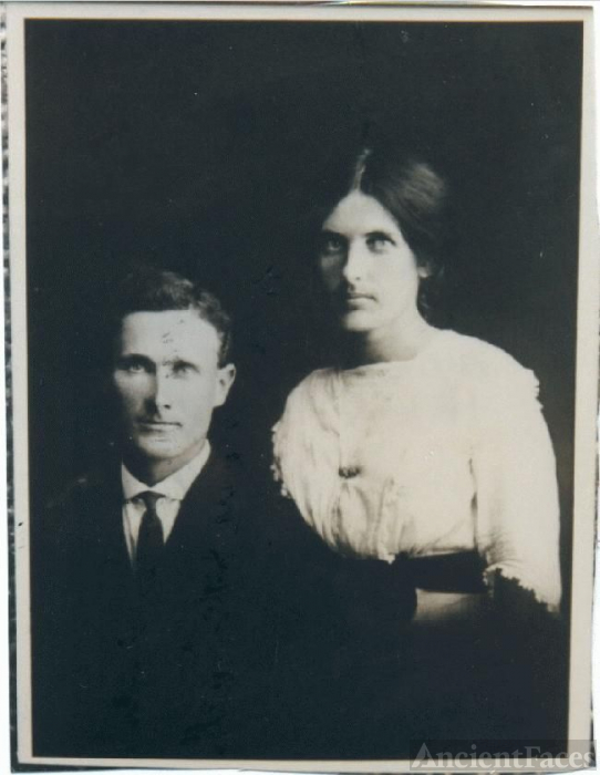 Owen V.B. Vickers and Bride