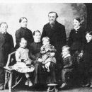 Ernst and Magdalena Frache family