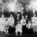 Family of Richard T & Rebecca Rose