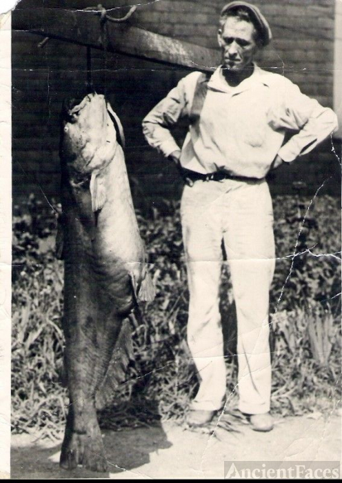 Uncle Henry Hose with Fish