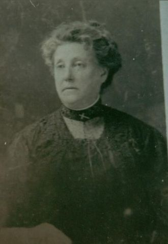 A photo of Mary Adalade (Adeline) Louise  Snider