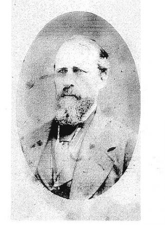 Unknown Ancestor Fitch?
