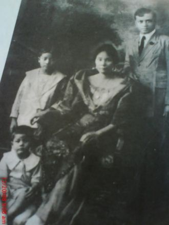 Unidentified Abrera Family, Philippines