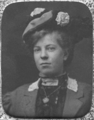 A photo of Ethel Leah  Darby