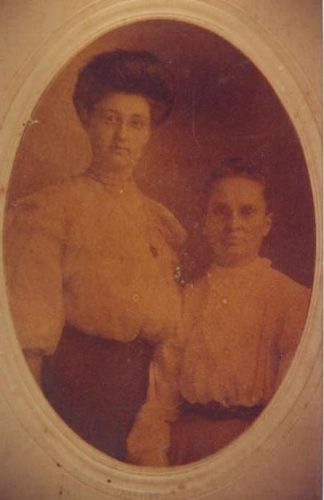 Willie Pearl Roberts & Mother Willie Ann Causey-Terrell Co Ga