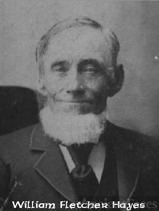 William  Fletcher Hayes