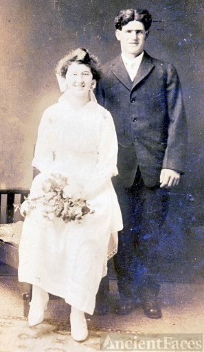 Waller and Hazel Hoffman