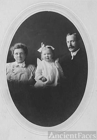 James Caulkins Family