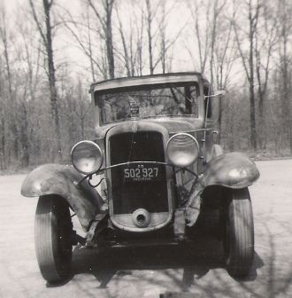 Nagel or Ekleberry Car, Indiana
