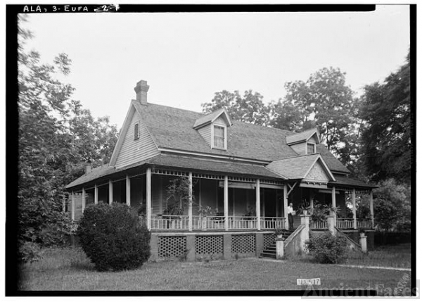 McDonald - Smartt House, W.N. Manning photographer, 1935