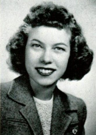 A photo of Millicent G. Hay