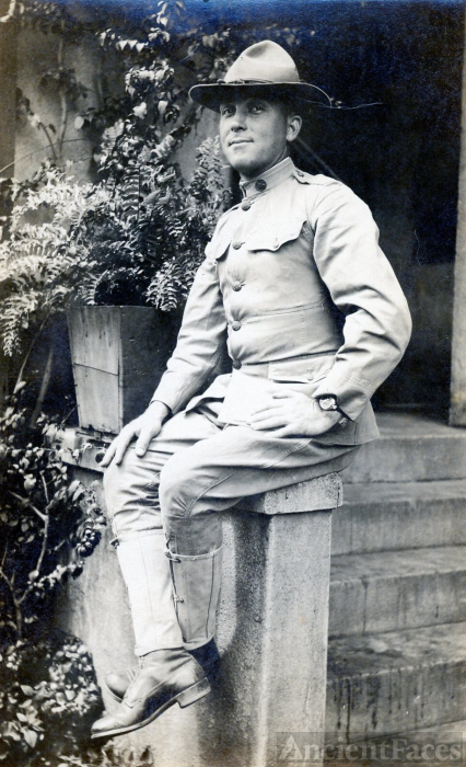 Wiley G. Ellis - US Army - WWI