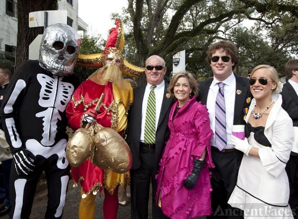 The Order of Myths, Mobile's first and oldest Mardi Gras...
