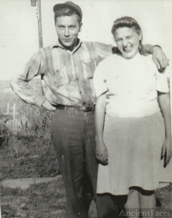 Morris and Effie Lamont