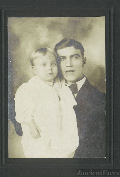 Anton and Son Raymond (Charles)