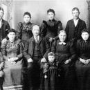 Mathias & Barbara Barthel Family, Minnesota 1895