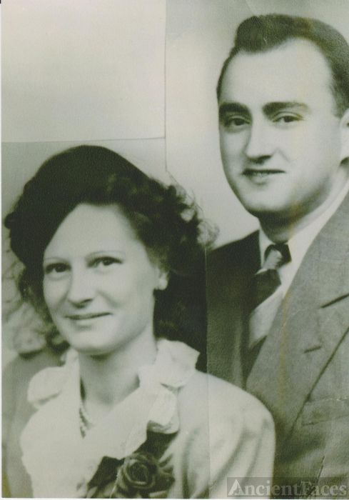 Edward Preasmyer and Irene Norton Preasmyer