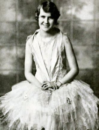 A photo of Grace Marie Whitescarver