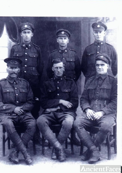 WW1-102 2nd Muskoka Company