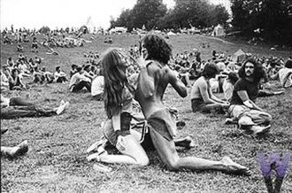 Golden Gate Park, San Francisco CA 1967