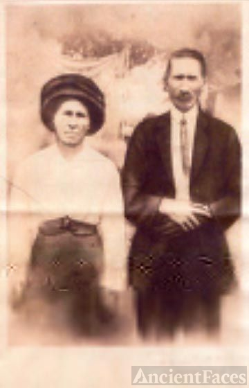Zilpha & Husband