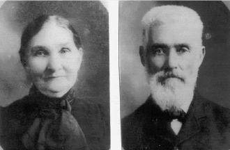 Sarah Ann Smith Talley and William B. Talley