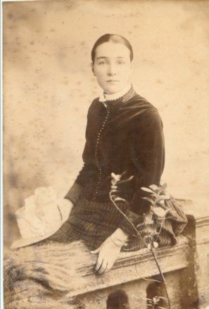 Unknown Cason family photograph