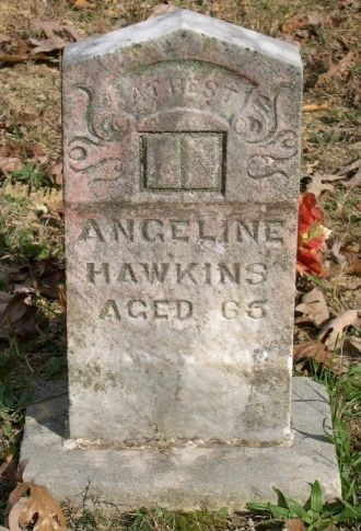 A photo of Angeline  Brown-Hawkins