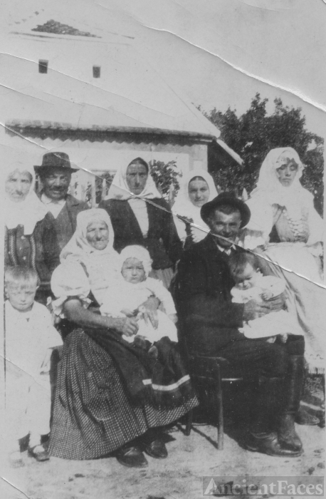 Galla Family 1938