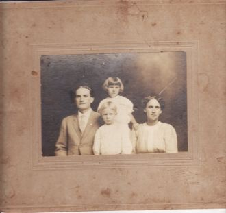 Mount Pleasant Texas Mystery Family