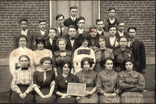 Richmondale High School 1912