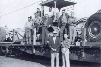 Working Men, 1958