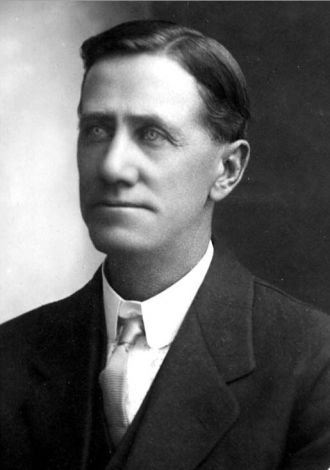 A photo of Ole Hansen Jacobson