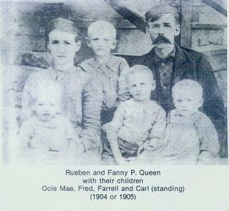 Reuben Queen Family