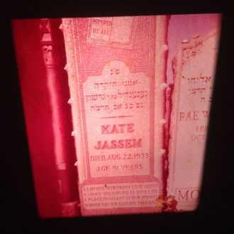 A photo of Kate Jassem