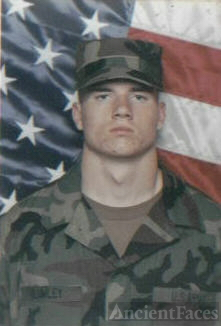 Randy Lee Plumley Jr. - Iraq