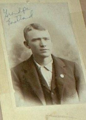 A photo of Thomas Randolph Eastland