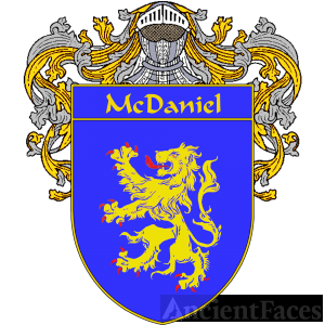 McDaniel Coat of Arms
