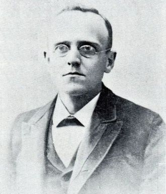 A photo of Dr. D.j. Werkmann