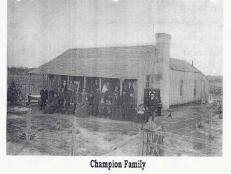 Champion Family Home
