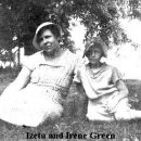 Izatta Wells and Irene Greene