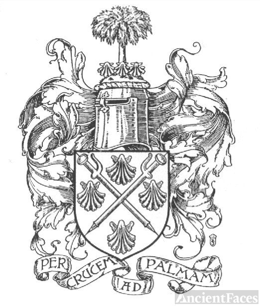 Crest of Palmer of Reading