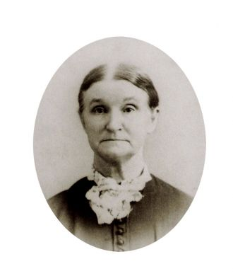 Martha Washington Ginn, mid-age