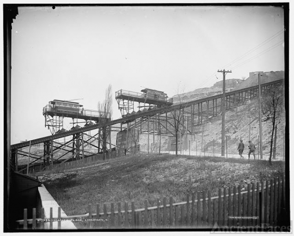 Inclined plane, Cincinnati, O[hio]