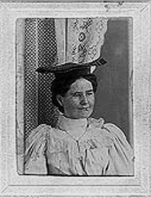 "A photo of Helen Isabell ""Nellie"" Steeples"