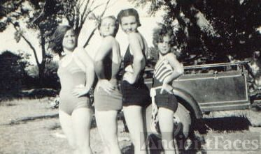 Bathing Beauties of 1940 maybe