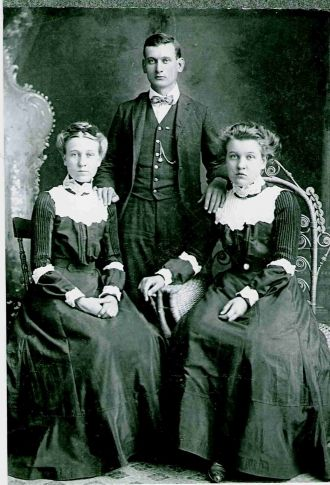 Samuel and sisters