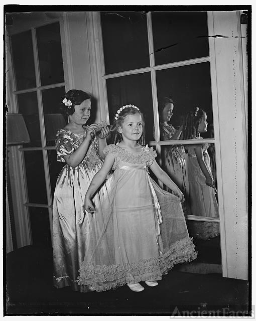 Congressional children's party Washington, D.C. May 29....